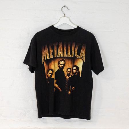 Vintage Metallica '99 TEE - BLACK