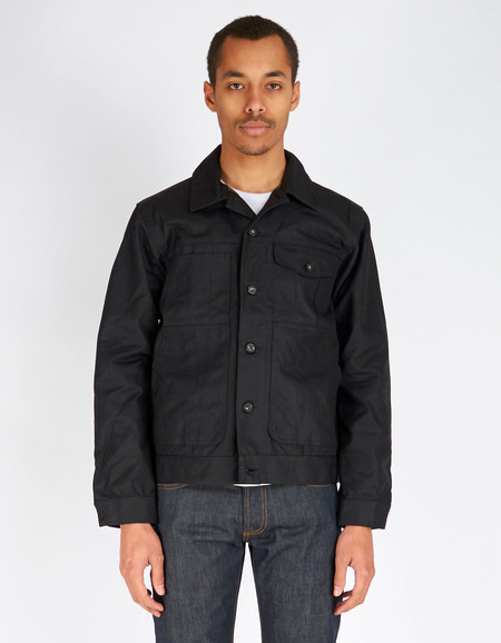 Filson Short Lined Cruiser Black