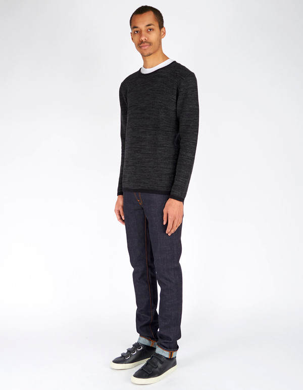 Men's Minimum Reiswood Sweater Stretch Limo
