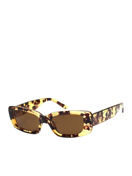 Reality Eyewear Bianca Sunglasses - Honey Turtle