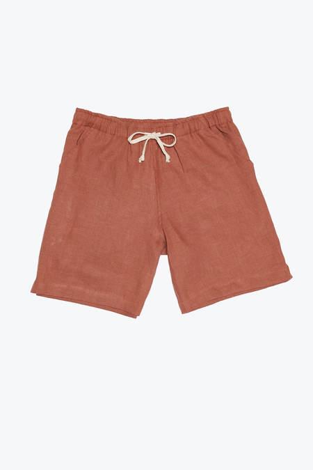Alex Crane Bo Shorts - Sequoia