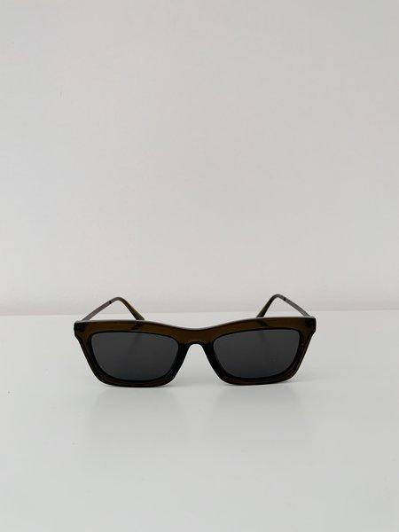 Reality Eyewear Bowery Sunglasses - Olive