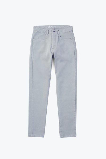 Alex Crane Cham Pants - Steel