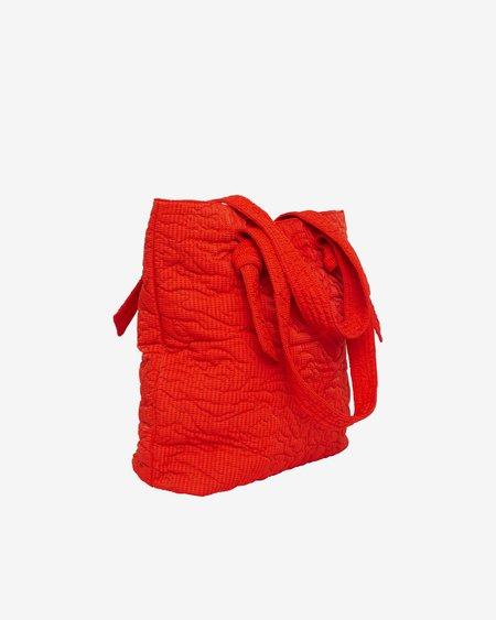 HVISK Dalca Posy Bag - Orange/Black