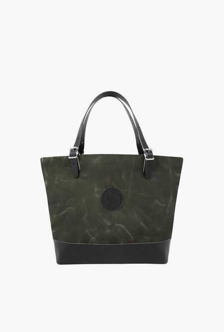 Duluth Pack Deluxe Market Tote Bag - Wax