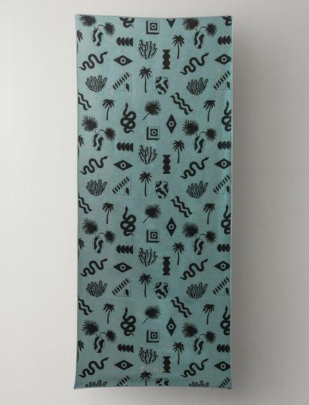 Sora Eucalyptus Towel