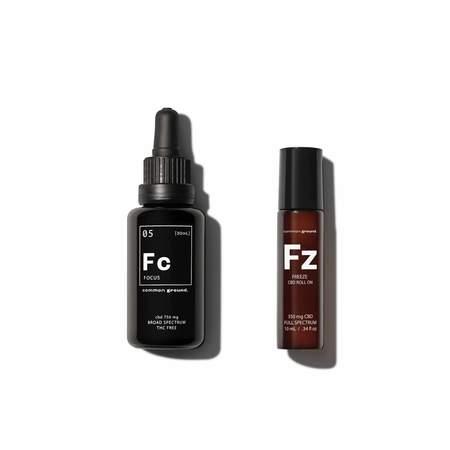 Common Ground Focus + Freeze Kit