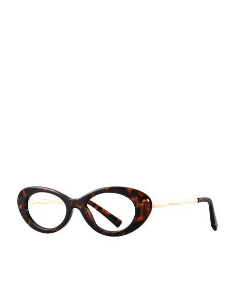 Reality Eyewear HIGH SOCIETY BLUE LIGHT eyewear - TURTLE