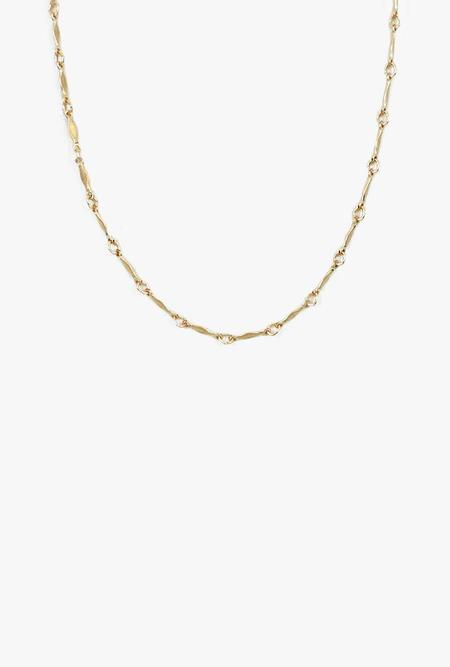 Merewif June Necklace - Gold Fill