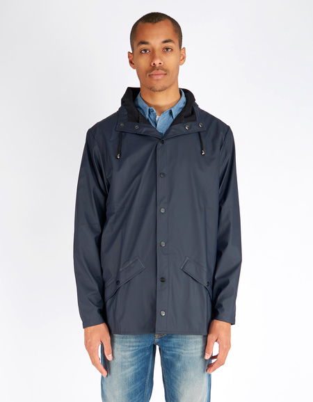 Men's Rains Jacket Blue
