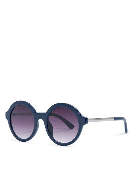 Reality Eyewear Mind Bomb Sunglasses - Navy