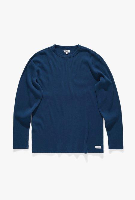 Banks Journal Parade Transseasonal Fleece sweater - Insignia Blue