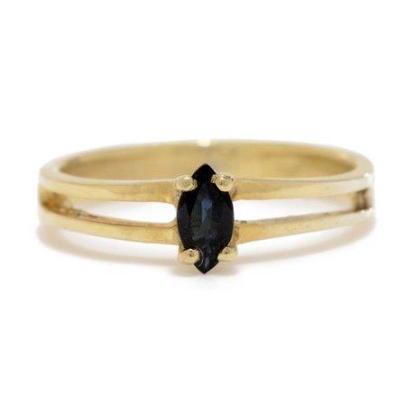 Tarin Thomas Reagan Ring - 10k Yellow Gold