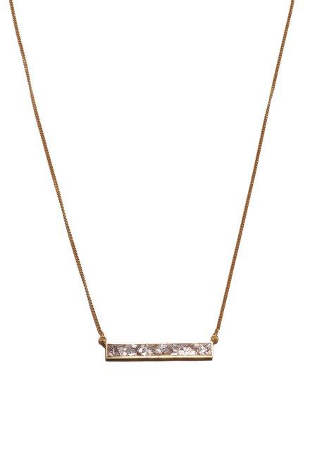 Shana Gulati Rosera Pendant necklace - YGW