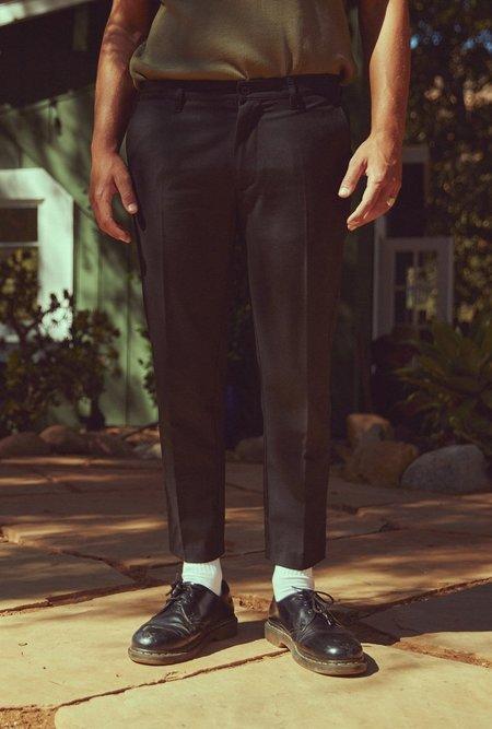 Banks Journal Shibuya Suit Crop Pant - Dirty Black