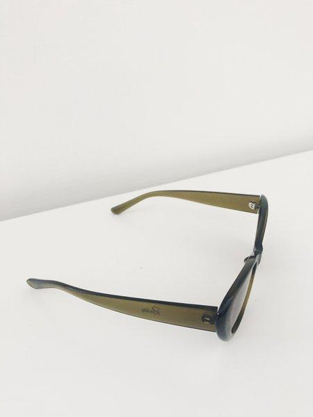 Reality Eyewear Sloane Ranger Sunglasses - Olive