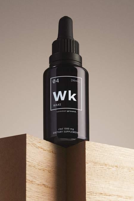 common ground WAKE + REST Kit