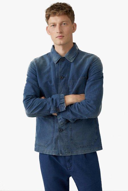 Closed Worker Jacket - indigo blue