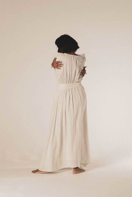 A PERFECT NOMAD BOHEMIA Dress - Milk