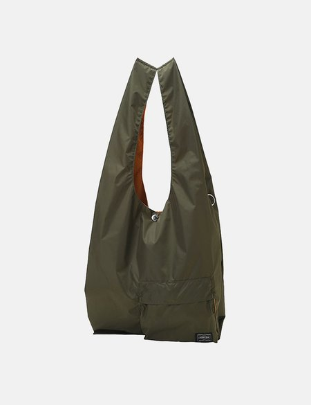 Porter Yoshida & Co Grocery GMS Bag - green