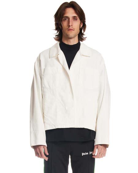 Ambush Denim Jacket - White