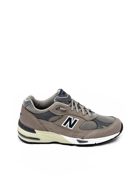 New Balance Model 991 shoes - Gray