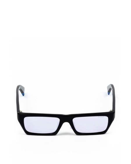 MSGM - Squared Glasses Sunglasses - Black