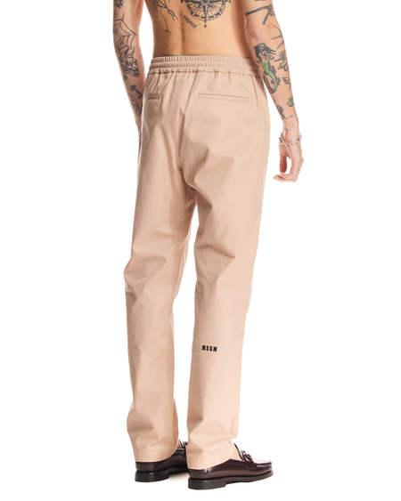 MSGM Logo Trousers -