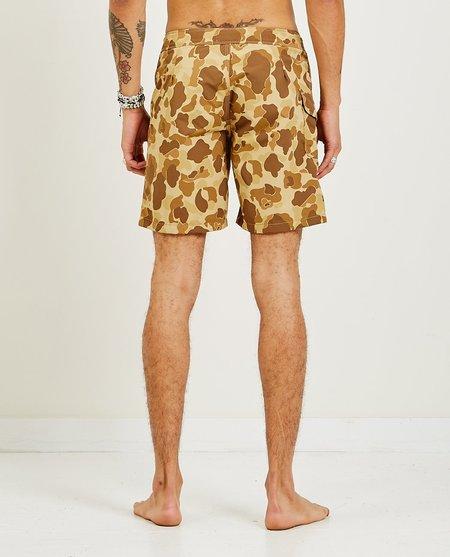 Freenote Cloth Cardon Boardshorts - brown