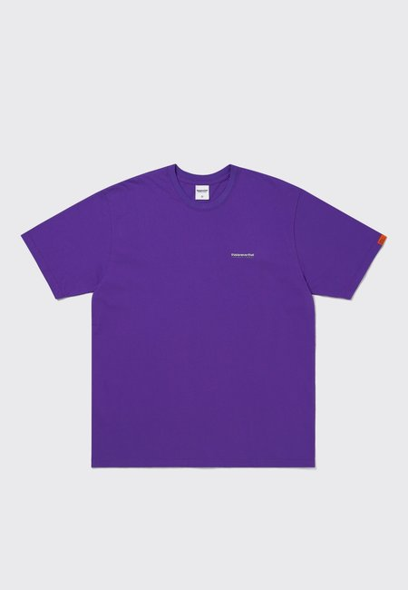ThisIsNeverThat Intl Logo T-Shirt - Purple