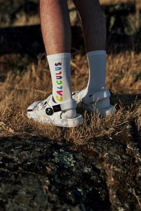 Gramicci Belt Sandals - White