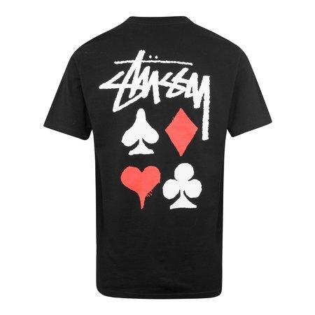 Stussy Full Deck 2 T-Shirt - Black