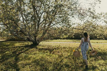 Conrado Lizzy Jumpsuit - Black/White Stripe