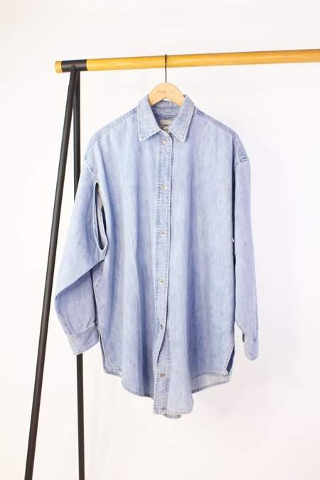Rachel Comey Ivins Top - Light Blue
