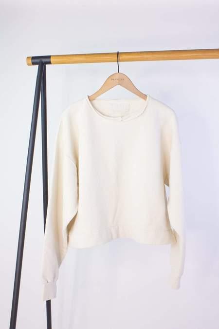 Rachel Comey Mingle Sweatshirt - Dirty White