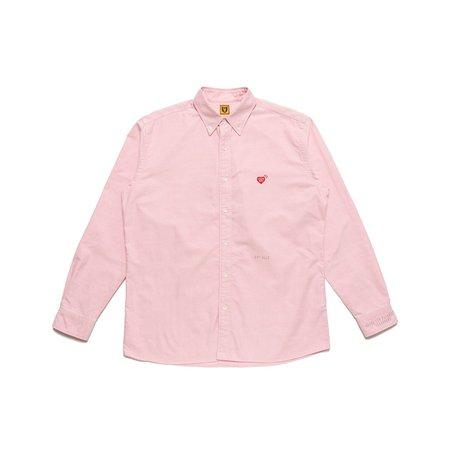Human Made Oxford Button Down Shirt - Pink