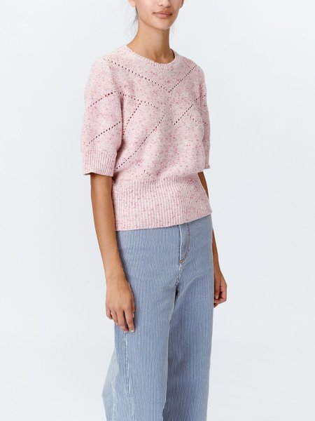 Munthe Pamplona Knit top - Rose