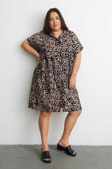 Osei-Duro Bata Dress - EZ Maze