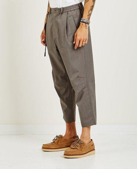 IISE 2.0 Cropped Pants - grey