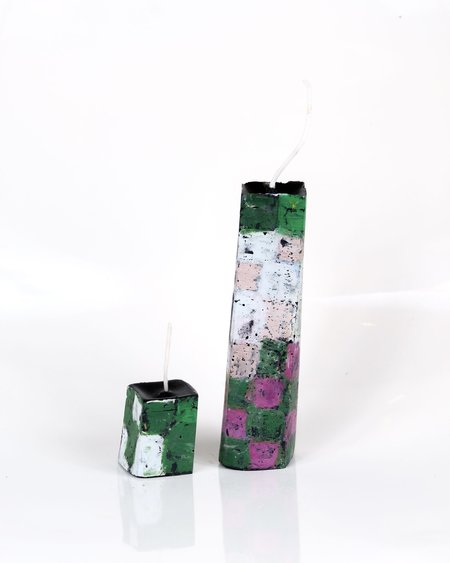 Crying Clover Candles Tower Mother and Child candle