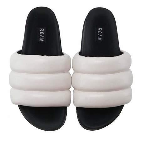 Roam The Puffy Slides - White