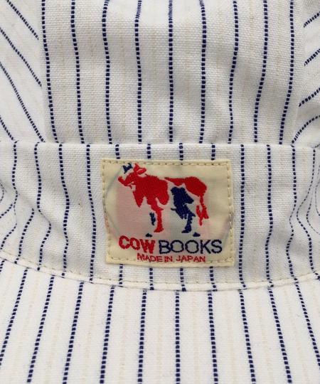COW BOOKS Book Vendors Cap - White