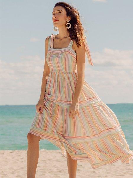 Yumi Kim Color Me Maxi Dress - Rainbow