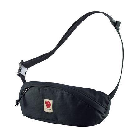 Unisex Fjallraven Ulvo Medium Hip Pack - Dark Navy