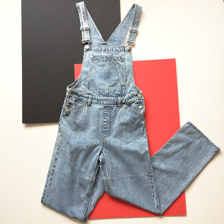 CHEAP MONDAY - LABOUR DUNGAREE