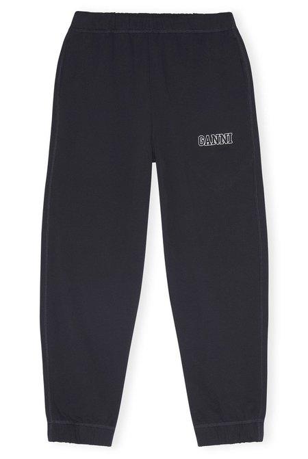 Ganni Software Isoli Pants - Black