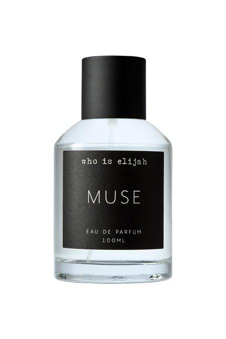 Who Is Elijah Muse Perfume