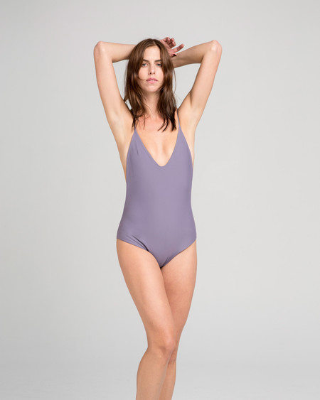 MANTA Dolores Maillot in Dusk