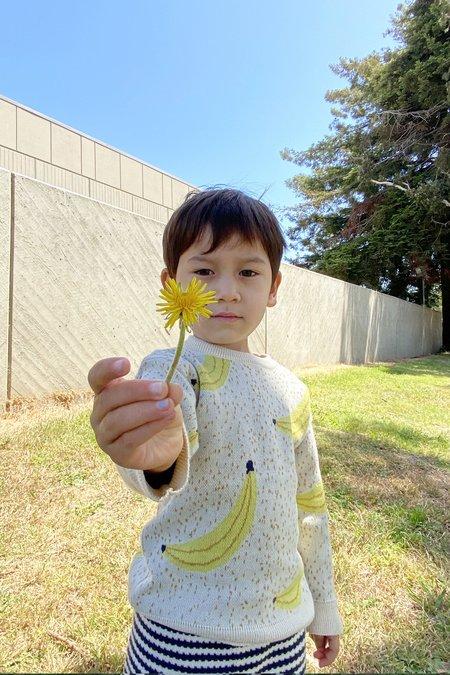 Kids Micaela Greg Banana Sweater