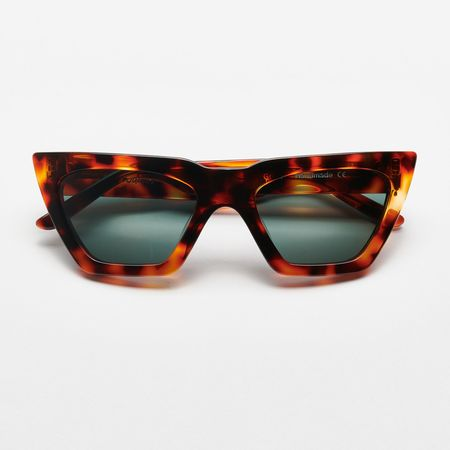 Unisex Buddies Grace Sunglasses - Leopard